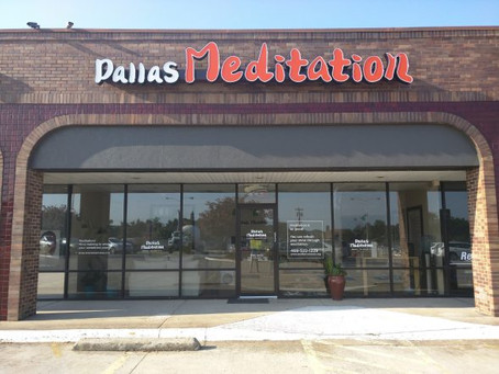 Dallas Meditation, TX, USA