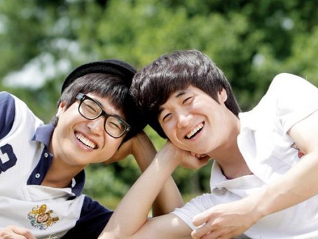 Two Brothers Who Have Let Go Of Their Childhood Worries