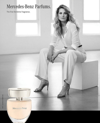 Mecedes parfum
