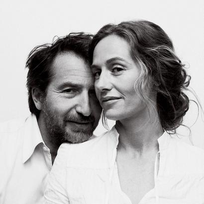 Zdouard Baer & Cecile de France
