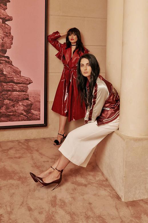 Vogue Esp with Kristina Bazan