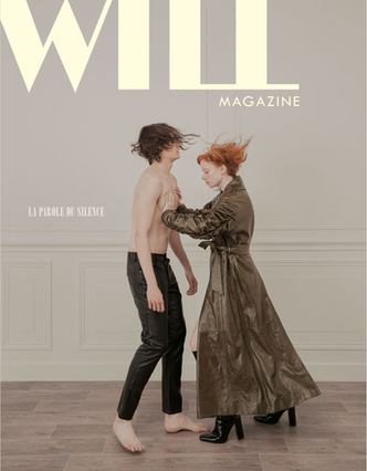 Will mag by Veronica Nesci