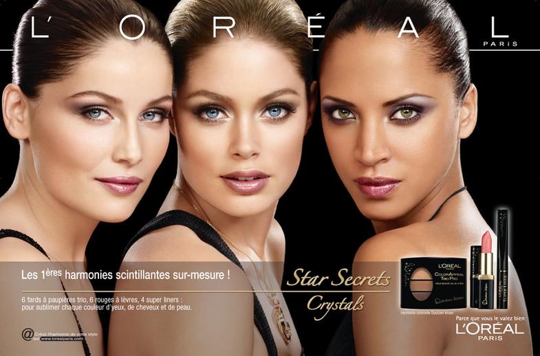 L'Oreal Star secrets