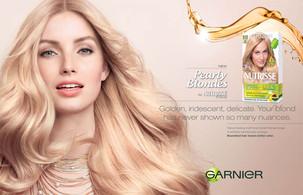 Garnier Pearly blonde
