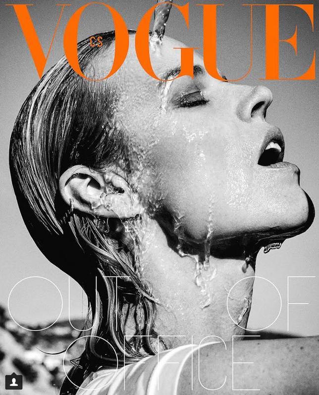 Vogue CS Pamela Hanson