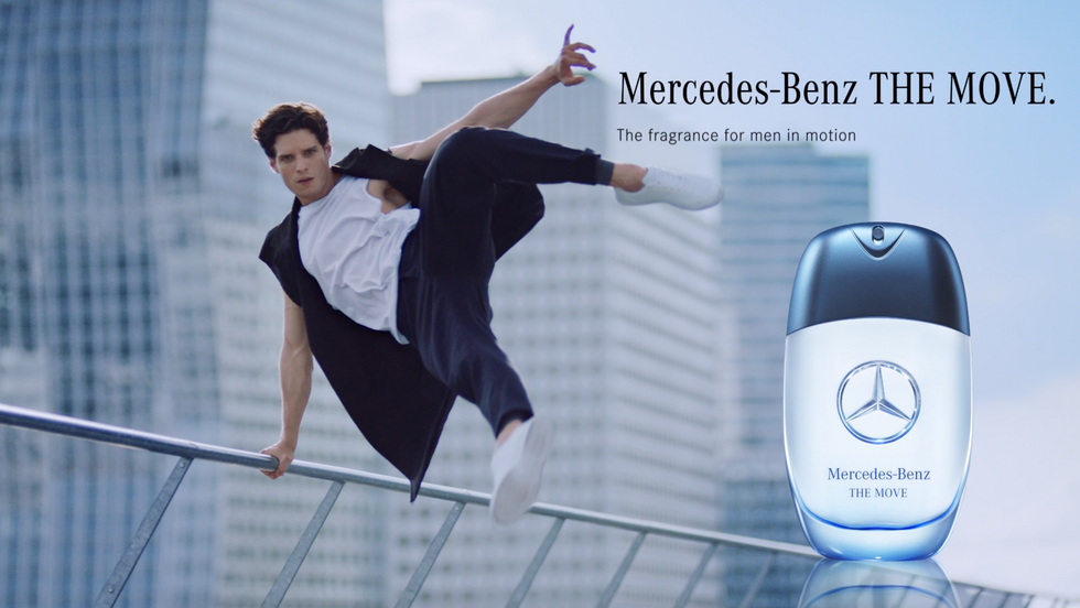 Mercedes Fragrance