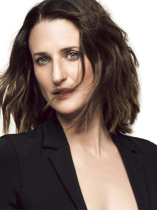 Camille Cottin by Filip Van Roe