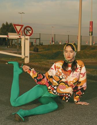 Vogue Taïwan Naoumi Yang