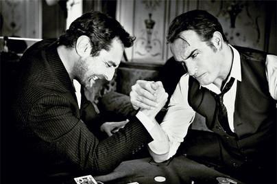 Gilles Lelouch & Jean Dujardin