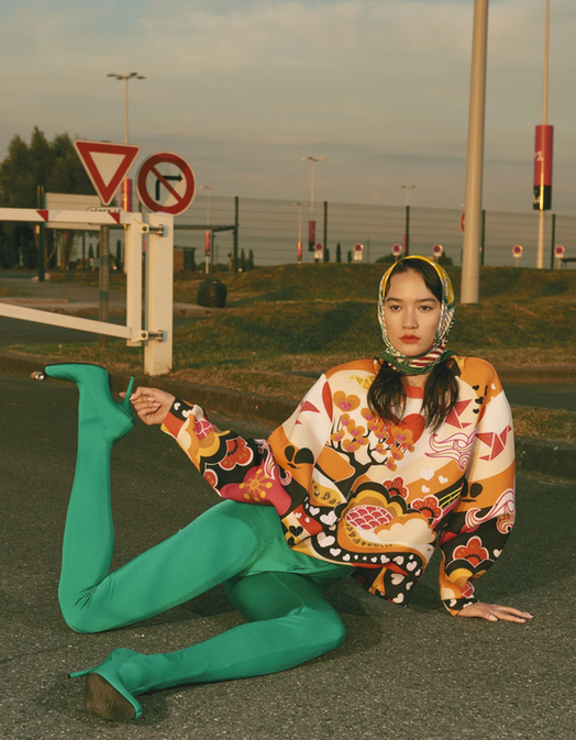 Vogue Taïwan by Naomi Yang