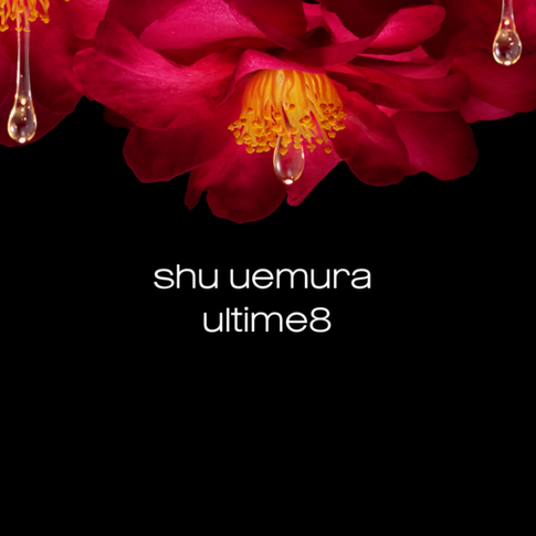 Shu Uemura by Christophe Chudy