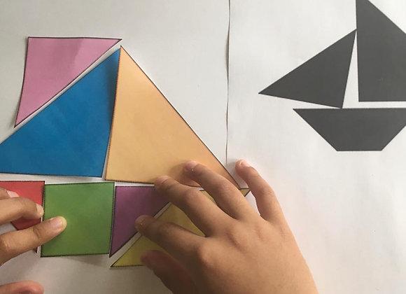 Tangrams_GeometricalShapes