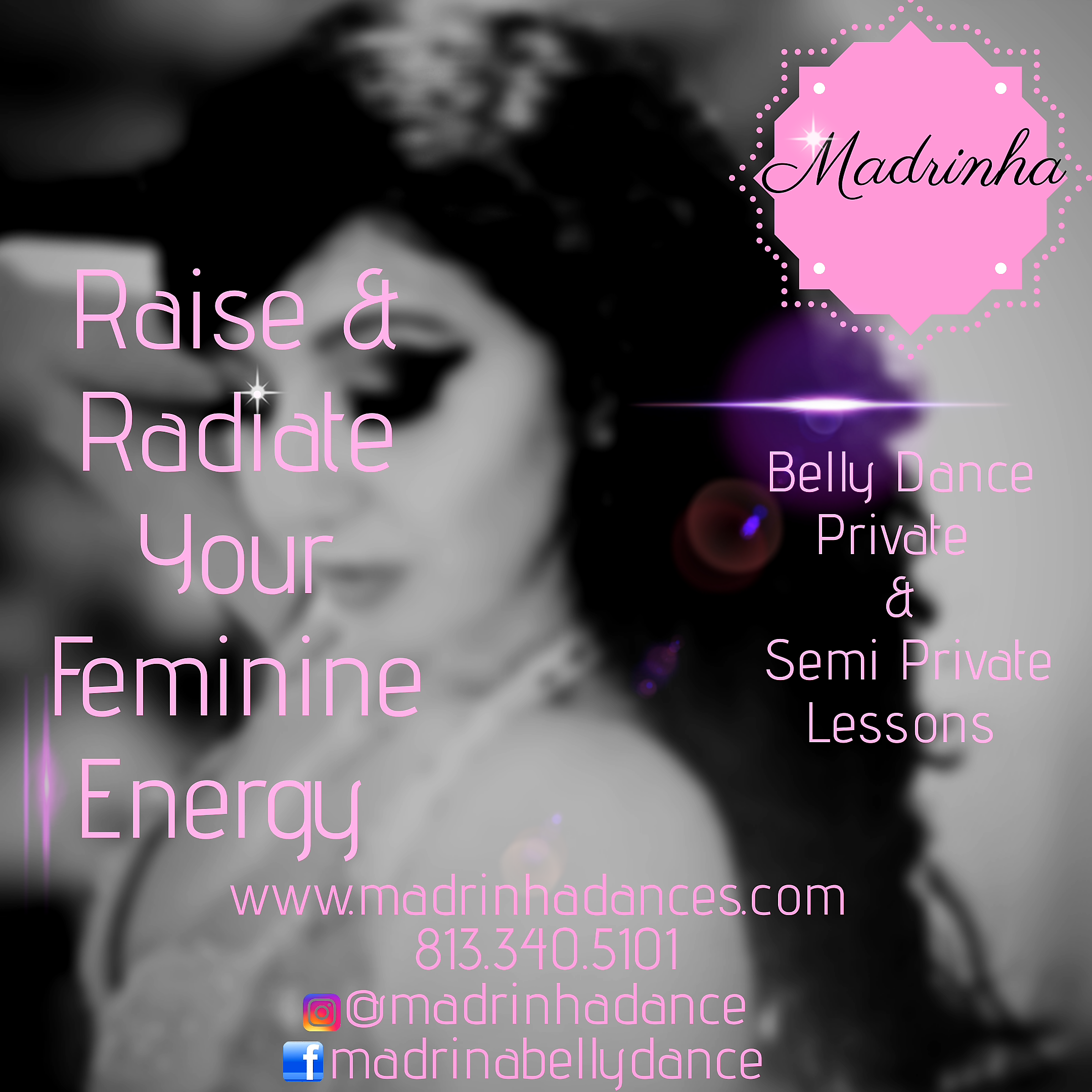 Private Bellydance Lessons