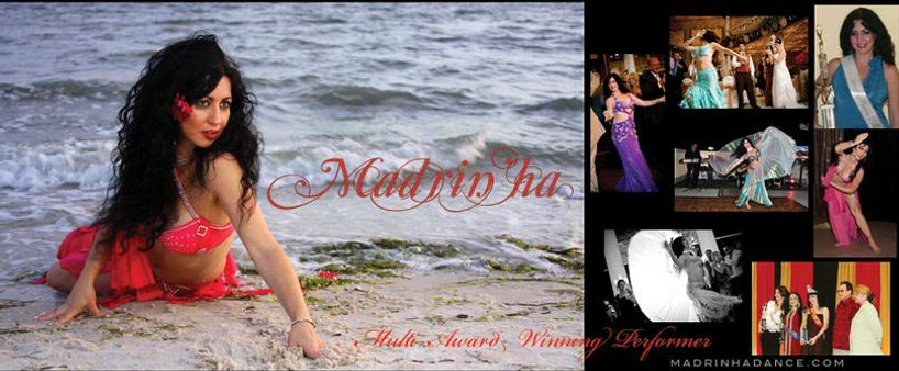 Madrinha Bellydance classes lessons instrution Symmetry Studio Fitness Tampa