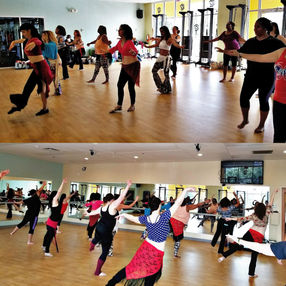 Mix level Bellydance classes Tampa Bay Florida