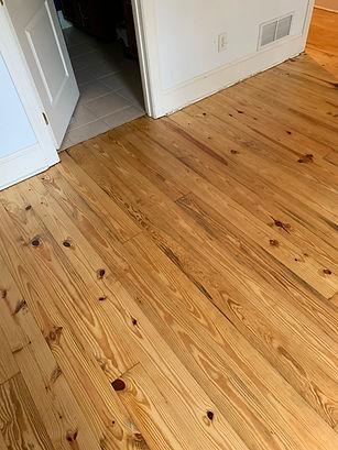Carolina Pine - After