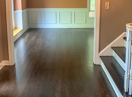 How To Remove Rug Spots From Hardwood Floors