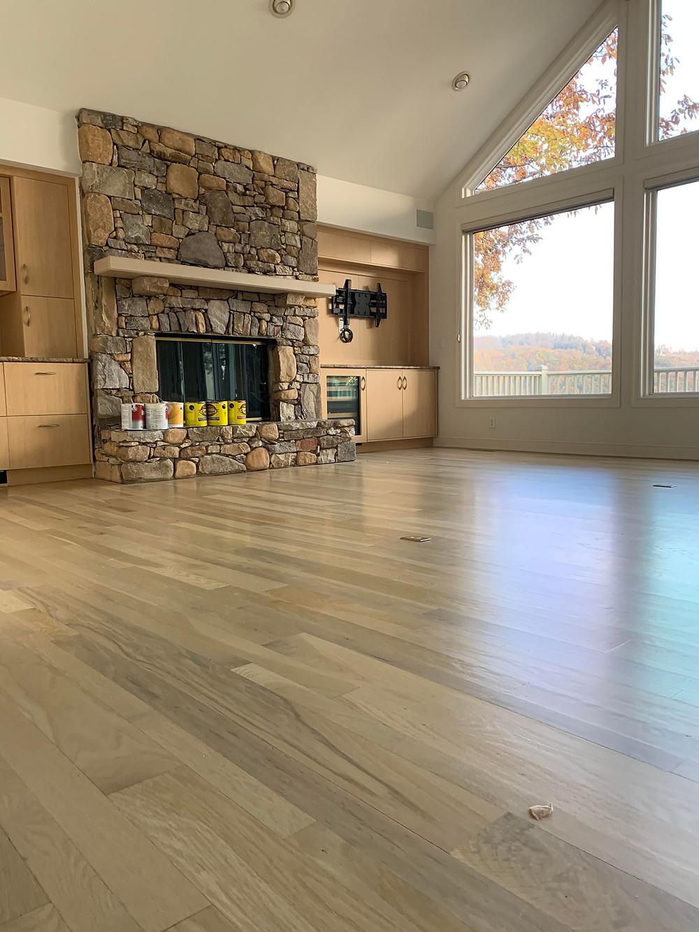 Proper floor care