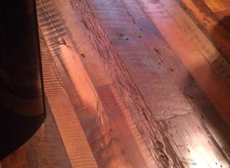 How to Get Sticky Film Off Hardwood Floors?