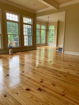 Waynesville Hardwood Floors