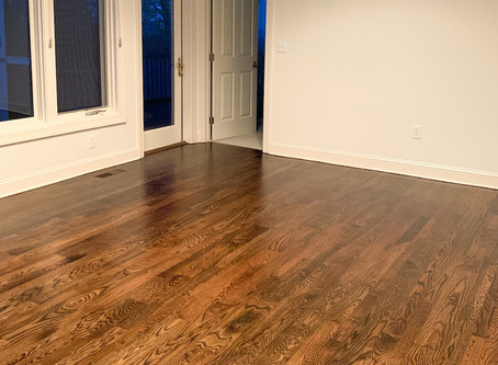 What is Water-Popping for Hardwood Floors?