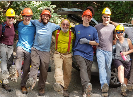 Sharing Our Skills: Artie Hidalgo and the Trail Builders