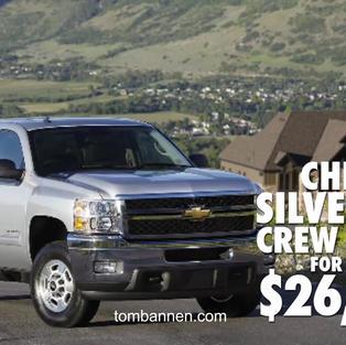Tom Bannen Chevrolet