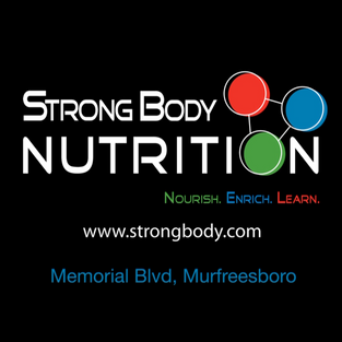 Stong Body Nutrition