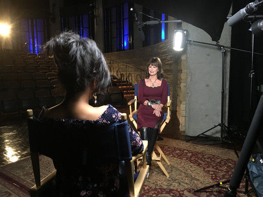 Filming Jessi Colter