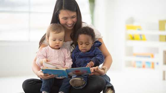 How do you incorporate new caregivers into your child's sleep routine?