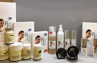 Royal Care Swiss in der Schweiz produzierte, hochkonzentrierte Wirkstoffkosmetik.
