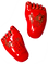 Logo Füsse unten Medi-Yi TCM Traditionelle Chinesische Medizin Akkpunktur Fussreflexzone Massage Kosmetik