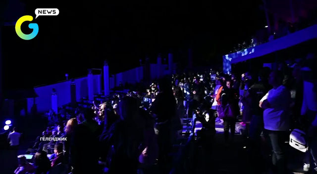 В Геленджике продолжается фестиваль актуальной культуры «Сезоны»