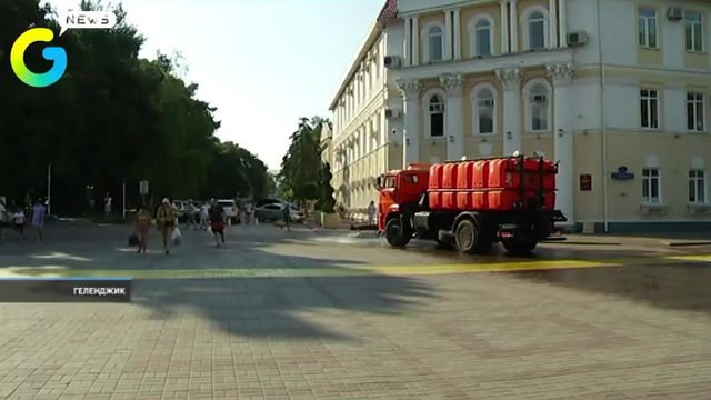 🔸Автопарк МУП «БХО» пополнился универсальной комбинированной дорожной машиной на базе «КАМАЗ». Техн