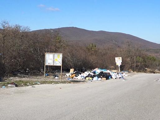 Куда выбрасывать мусор?