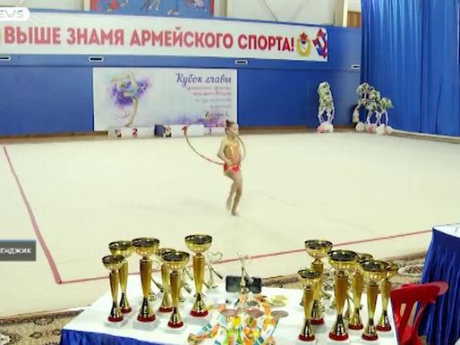 Кубок главы Геленджика по художественной гимнастике