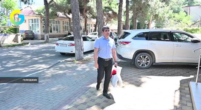 🔹«Народный тренер» Геленджика Шагьмар Михралиев