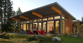 Todays Prefab - a viable option that doesn't mean sacrificing style.