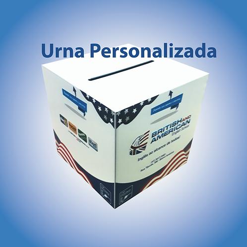 Urna Personalizada 200x200mm
