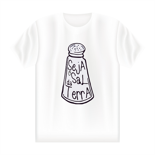 Camiseta Branca MOD3