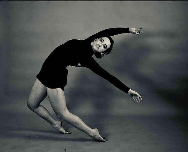 rebecca tuska dance in flight pepperdine