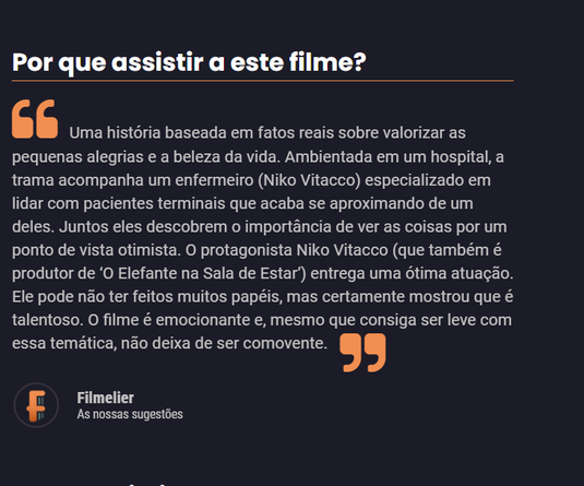 A critique by Filmelier Brazil