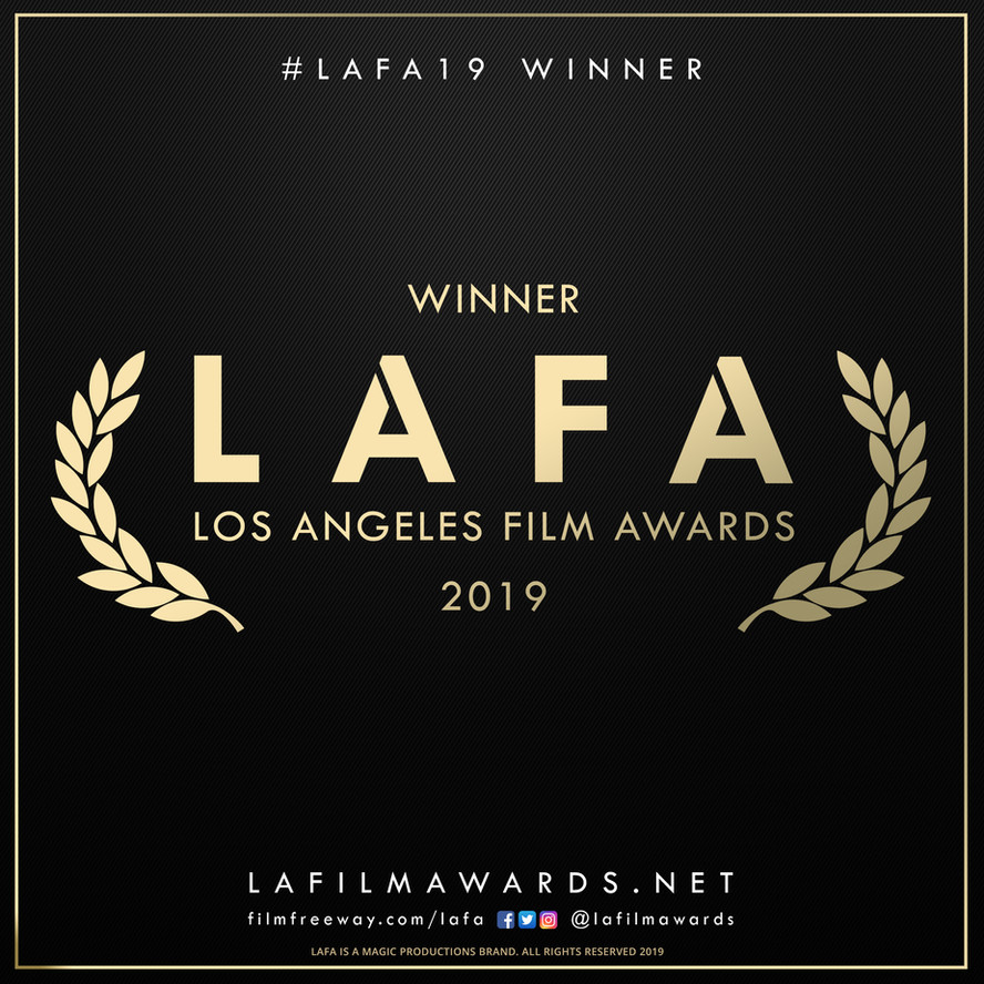 Best Feature Film Award by The Los Angeles Film Awards