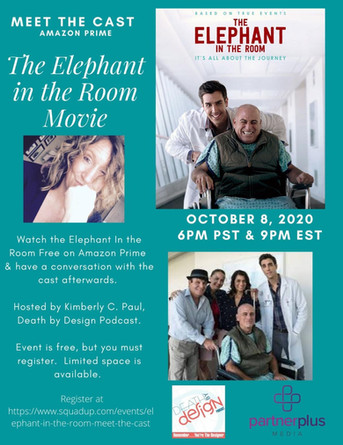 Meet the Cast- The Elephant in the Room