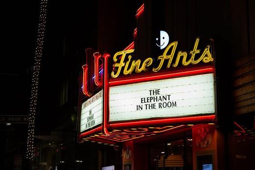 Our Los Angeles Premiere