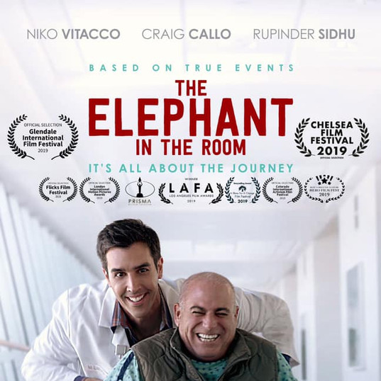 The Elephant in the Room- Trailer