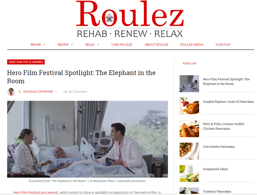 An Interview with Roulez Magazine