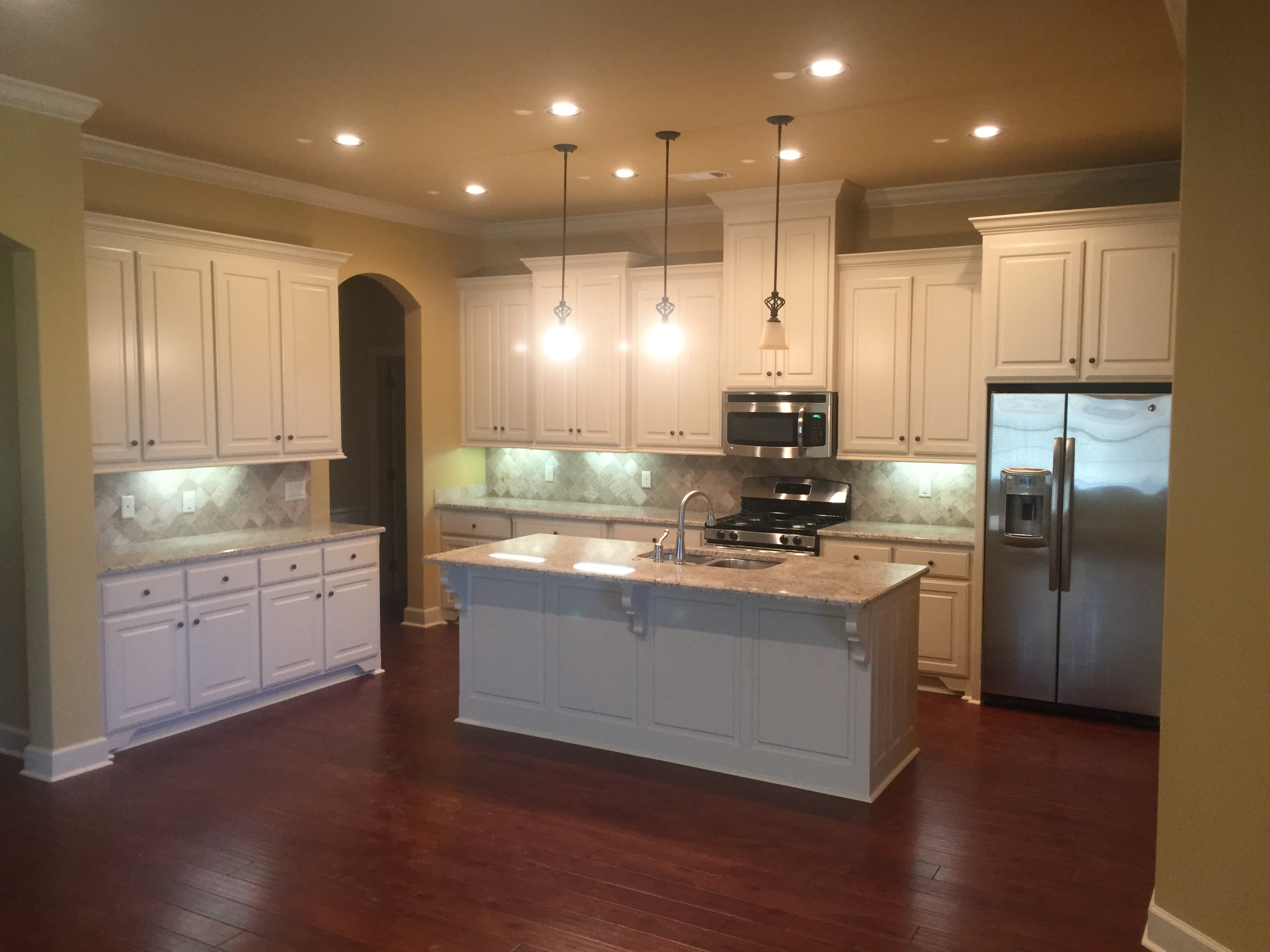 Speck Cabinets Custom Cabinets For The Little Rock Area