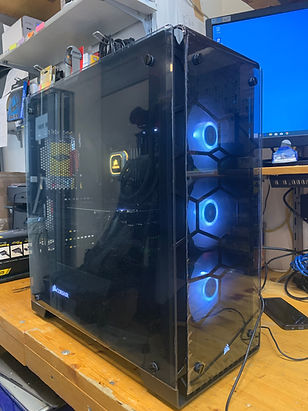 assemblage Gamer PC