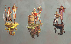 Barons of the Floating Islands